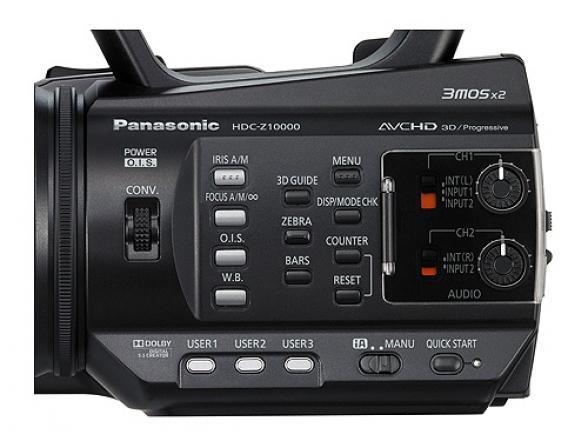 Видеокамера Panasonic HDC-Z10000E