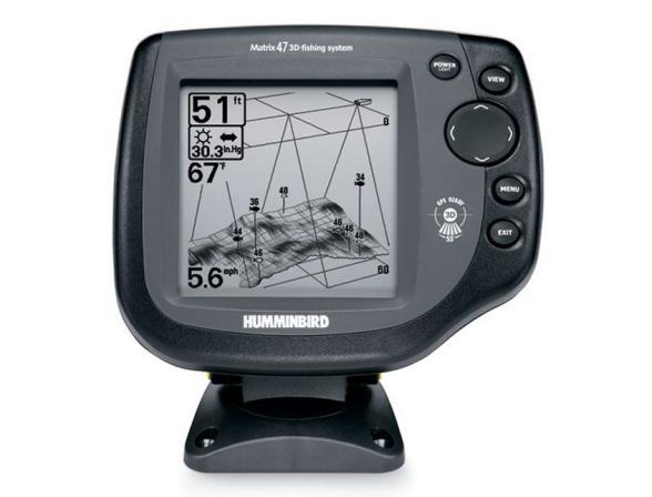 Эхолот Humminbird Matrix 47x 3D