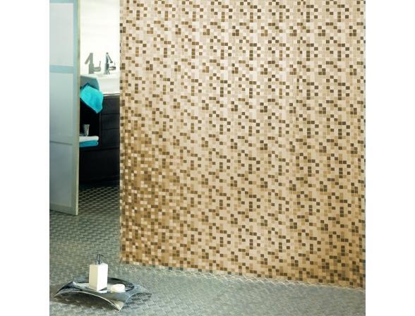 Штора для ванной Bacchetta 180х200 Mosaico