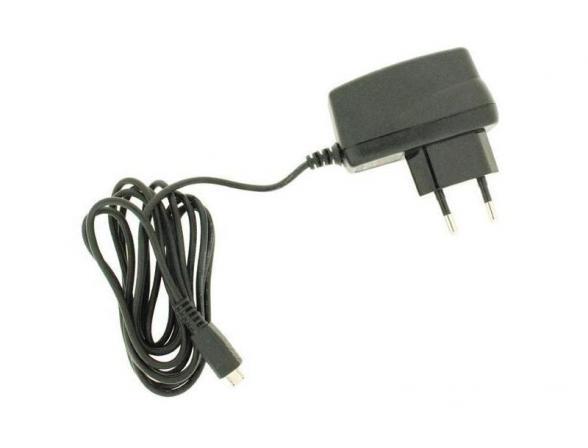 Зарядное устройство HTC micro USB TC E150