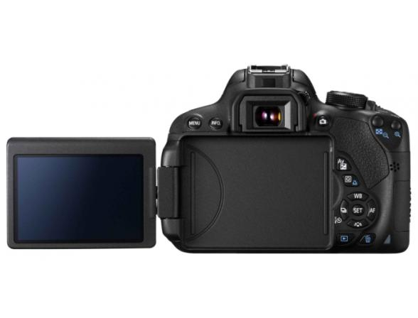 Зеркальный фотоаппарат Canon EOS 700D Body