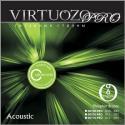 Набор 6 струн для гитары акустик VIRTUOZO 00710.PRO CLEARTONE
