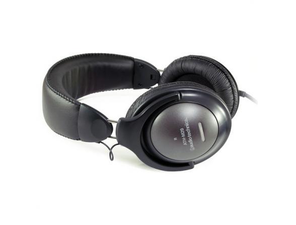 Наушники Audio-Technica ATH-M20