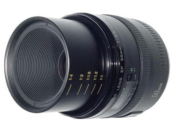 Объектив Canon EF 50 f/2.5 Compact Macro