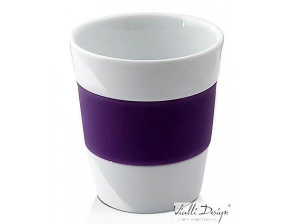Набор стаканов Vialli Design LIVIO фиолетовый LIV-300F