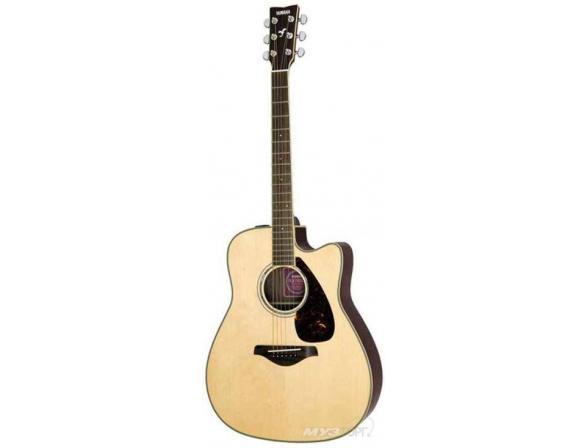 Акустическая гитара Yamaha FGX730SC