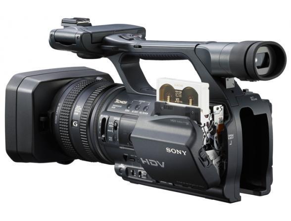 Видеокамера Sony HDR-FX1000E