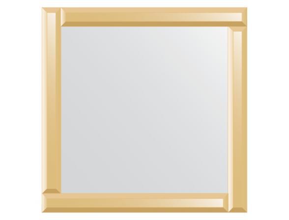 Зеркало с зеркальным обрамлением EVOFORM Style (60х60 см) BY 0817