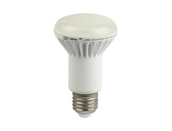 Светодиодная лампа ЭРА LED smd A55-6w-842-E27 (6/24)