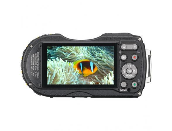 Цифровой фотоаппарат Pentax Optio WG-3 GPS