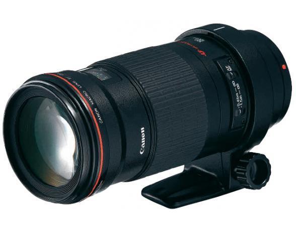 Объектив Canon EF 180 f/3.5L Macro USM