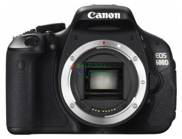 Зеркальный фотоаппарат Canon EOS 600D Body