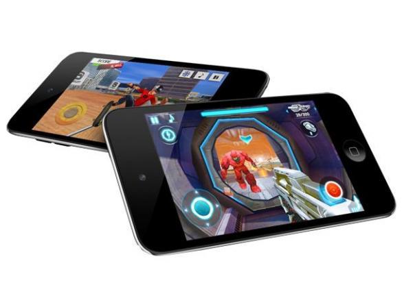 MP3 плеер Apple iPod touch 4 32Gb Black