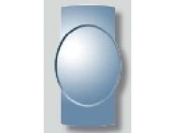 Зеркало c зеркальным обрамлением Imagolux Веритас, 80x43см (634054)