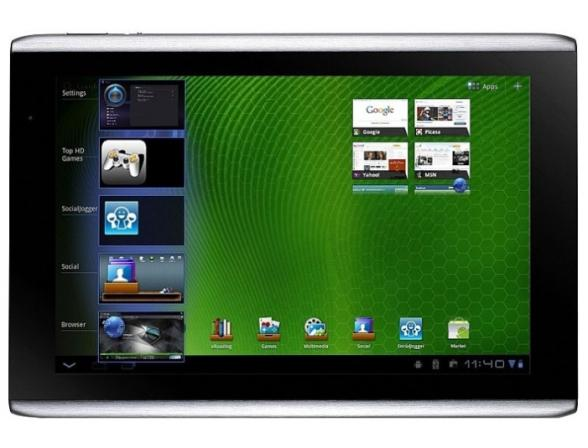 Планшет Acer Iconia Tab A501 64GB
