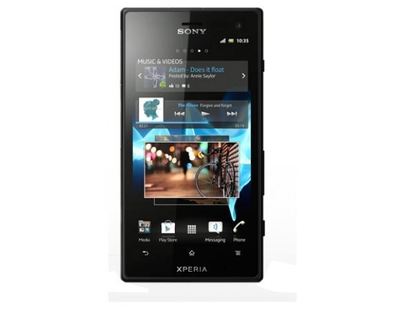 Смартфон Sony LT26w Acro S Black