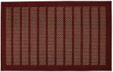 Коврик Mohawk Sisal Benfield Border Red-Aureo