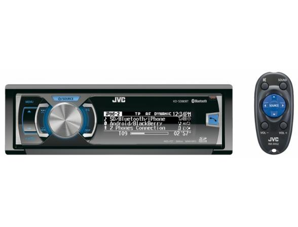 Автомагнитола JVC KD-SD80BT