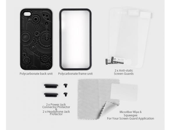 Чехол SwitchEasy для iPhone4/4S Avant-garde Blossom