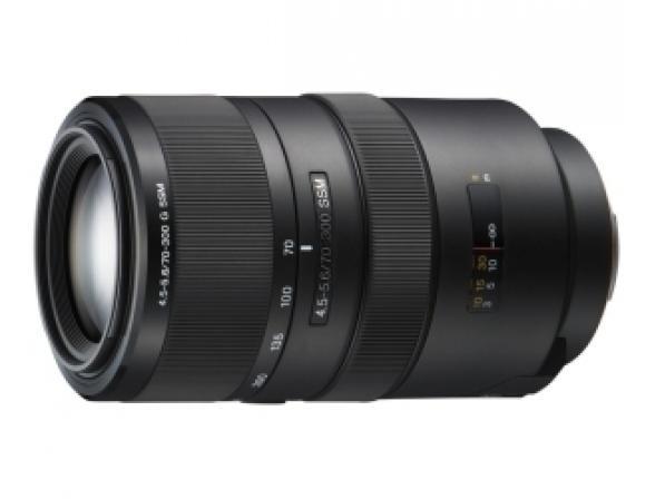 Объектив Sony 70-300mm f/4.5-5.6 G SSM