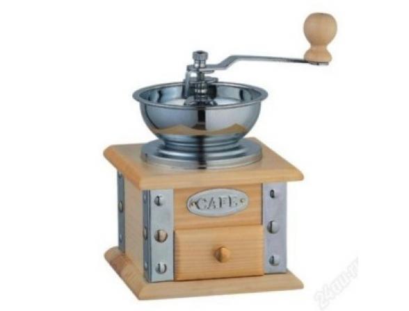 Кофемолка ручная BEKKER BK-2527
