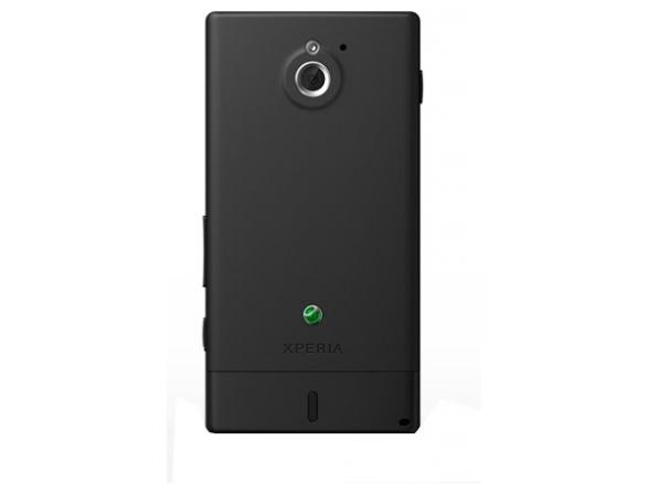 Смартфон Sony MT27i  Xperia Sola Black