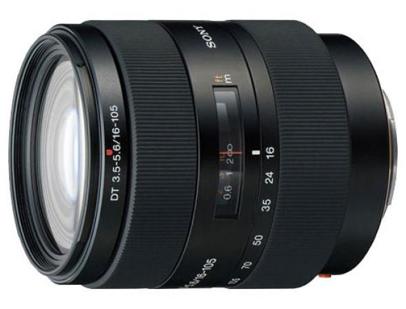 Объектив Sony DT 16-105mm f/3.5-5.6*