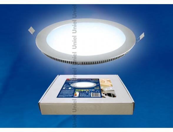 Светильник встраиваемый Uniel ULP-R240-18/DW WHITE