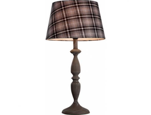Настольная лампа ARTELAMP Scotch A3090LT-1GY