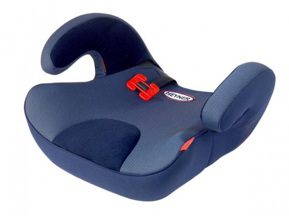 Бустер Heyner SafeUp ERGO L  (15-36 кг) Cosmic Blue