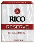 Трости для кларнета RICO Reserve RCR1035 Bb №3,5 10 шт/упак