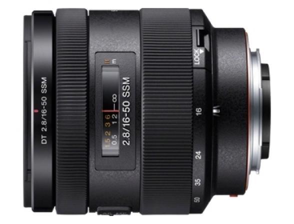 Объектив Sony DT 16-50mm f/2.8 SSM