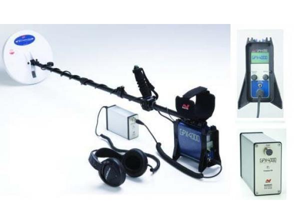 Металлоискатель Minelab GPX 4500