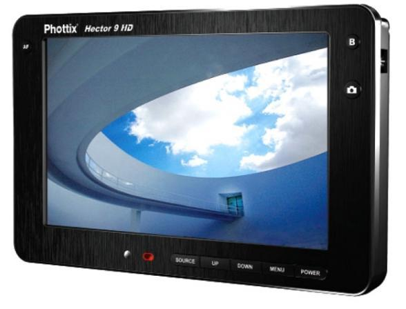 Проводной видоискатель Phottix Hector 9 HD