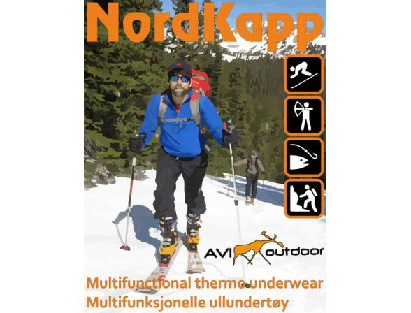 Термобельё AVI-Outdoor NordKapp 565