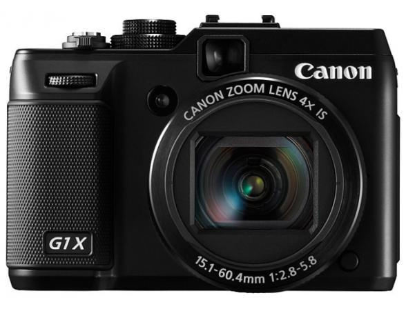 Цифровой фотоаппарат Canon PowerShot G1 X*