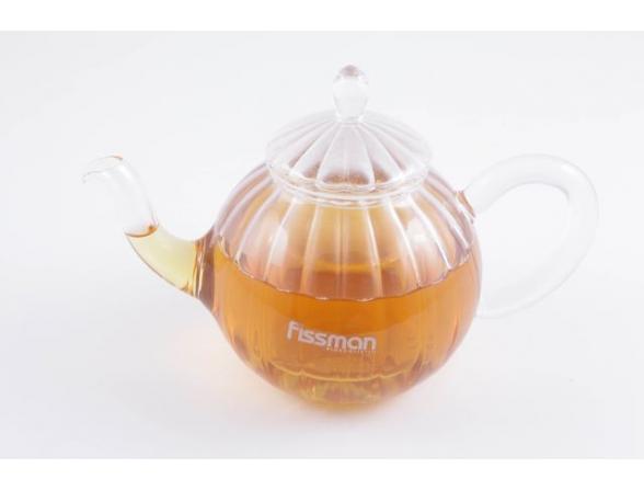 Чайник заварочный Fissman FLORA 9224