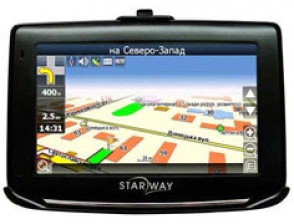 GPS-навигатор Starway 4X