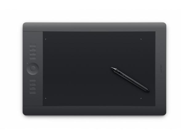 Графический планшет Wacom PTH-850-RU Intuos5 L Pen&Touch