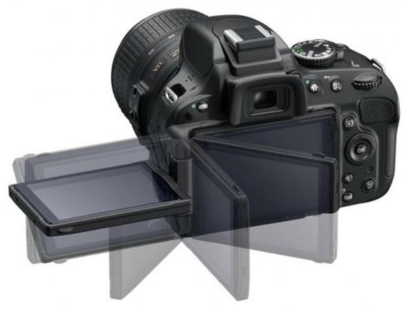 Зеркальный фотоаппарат Nikon D5100 Kit 18-105