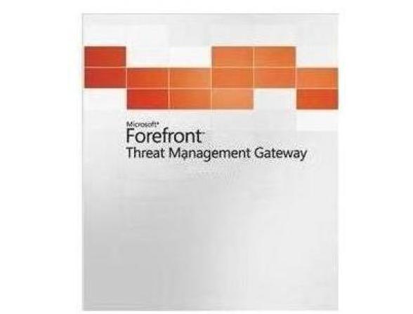 Microsoft ПО FrFrnt TMG Std 2010 64Bit Rus DKit DVD 5