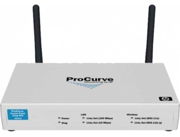 точка доступа HP AP 10ag (J9141A)