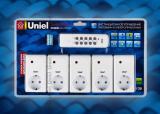 Пульт дистанционного управления светом Uniel USH-P004-G5-1000W-25M WHITE