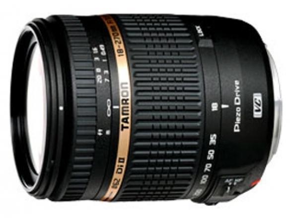 Объектив Tamron AF 18-270mm f/3.5-6.3 Sony PZD