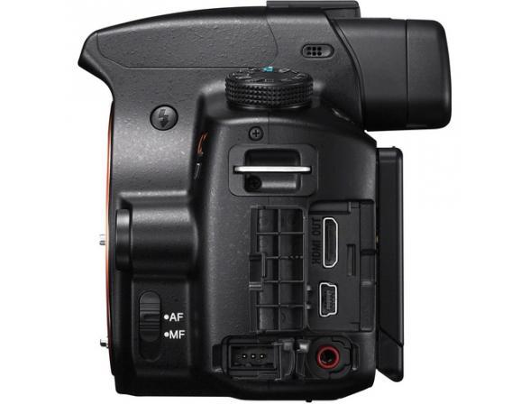 Зеркальный фотоаппарат Sony Alpha SLT-A37 Kit 18-55*