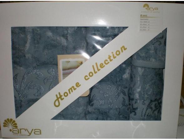 Комплект полотенец ARYA NIKE 3 пр (35х35-30х50-50х90-70х140)