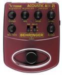 Педаль моделирования усилителей BEHRINGER ADI21
