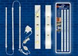 Светодиодная линейка Uniel ULM-L02-1W*3/DW IP20 110-240В