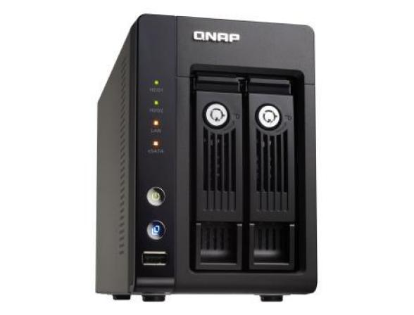 Сетевой накопитель Qnap TS-239 Pro II+