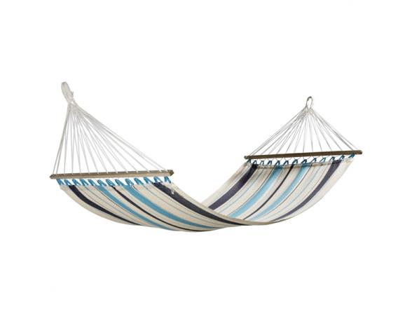 Гамак одноместный La Siesta Caribena Single Hammock Acqua Blue